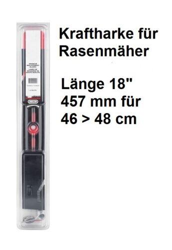 MTD Rasenmäher Vertikutiermesser Kraftharke 46/>48 Schnittbr Mittelzentrierung
