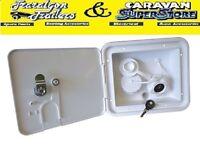 Jayco Dual Lockable Water Filler With Plastic Valve Caravan Pop Top W61