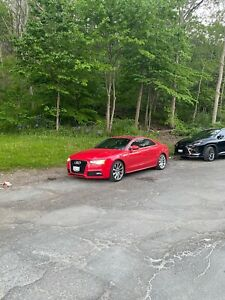 2014 Audi A5 Progressiv