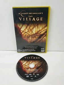 The-Village-DVD-2005-Region-4