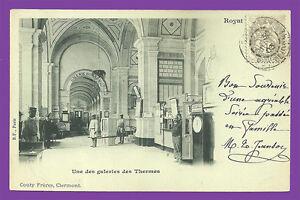 CPA-63-ROYAT-Une-des-Galeries-des-Thermes