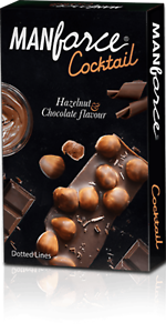 2-X-10-Manforce-Cocktail-Chocolate-amp-Hazelnut-Flavoured-CONDOM-FS