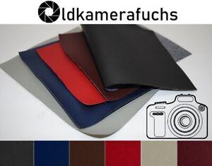 Kamera Leder / Kamera Belederung / Camera Leather / Leatherette / 300 x 150 mm