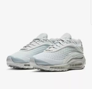 the best attitude a694a 3487b Image is loading Nike-Air-Max-Deluxe-SE-Pure-Platinum-Women-