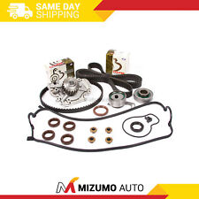 Timing Belt Kit Water Pump Fit Cover Gasket 2.2 2.3 Honda Accord F22B1 F23A