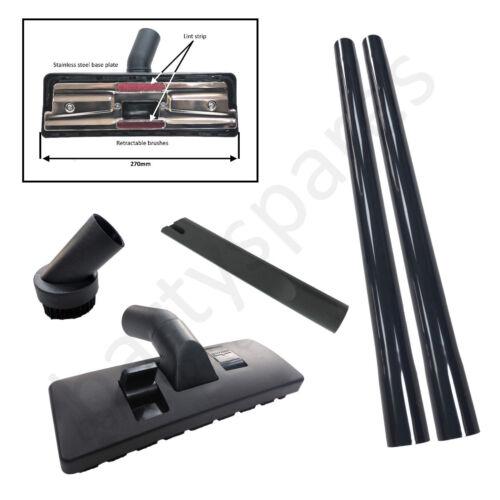 Embout suceur outils 32 mm Kit d/'outils pour Tesco Aspirateur rallonges Plancher Brosse