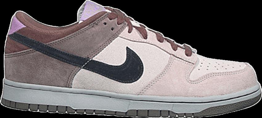 Nike Dunk Basse Cl Grigio Neutro nero-Pearl 11.5 (Peter Moore)  304714 906