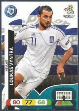 PANINI EURO 2012-ADRENALYN XL-HELLAS-GREECE-LOUKAS VYNTRA