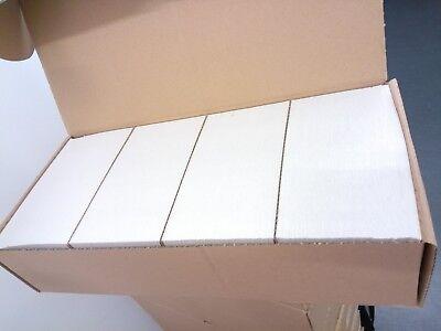 1.000 Briefhüllen Brief Kuverts 114 X 229 / 90 G/qm Igepa Evergreen Nassklebung