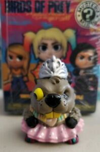 Funko Mystery Mini Birds Of Prey Bernie The Beaver 1 36 Rare Htf Free Shipping Ebay