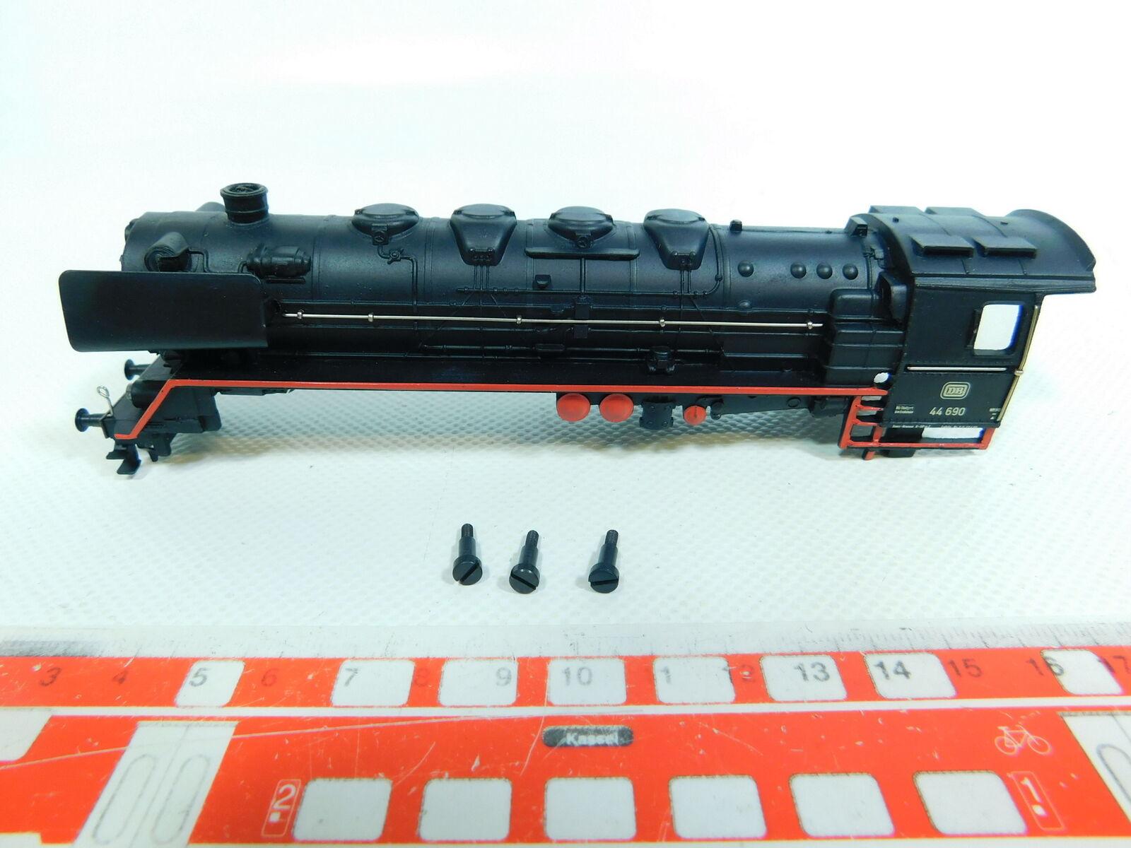 Bv588-0, 5 Märklin h0 Guss-Housing with Smoke Generator for 3047