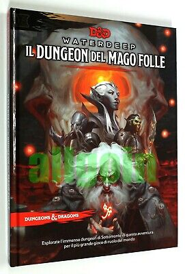 Dungeons and Dragons PRINCIPI DELL/'APOCALISSE DM SCHERMO NUOVO SIGILLATO