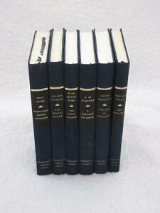 Lot-of-6-EVERYMAN-039-S-LIBRARY-Early-20th-Century-Classics-Cather-Conrad-Ford-Woolf