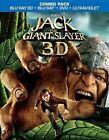 Jack The Giant Slayer 3d - Blu-ray Region 1