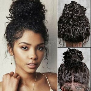360 Lace Front Wig Virgin Brazilian Human Hair Silk Base Full Lace