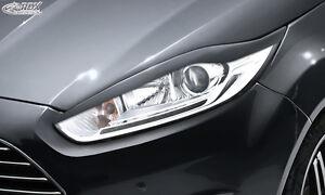 RDX-Scheinwerferblenden-FORD-Fiesta-MK7-JA8-JR8-2012-Boeser-Blick-Blenden