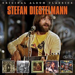 STEFAN-DIESTELMANN-ORIGINAL-ALBUM-CLASSICS-5-CD-NEU