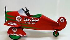 Sky Air Plane Pedal Car WW2 Vintage Airplane Aircraft Midget Metal Model