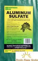 Aluminum Sulfate Granular Soag. - 5 Lbs