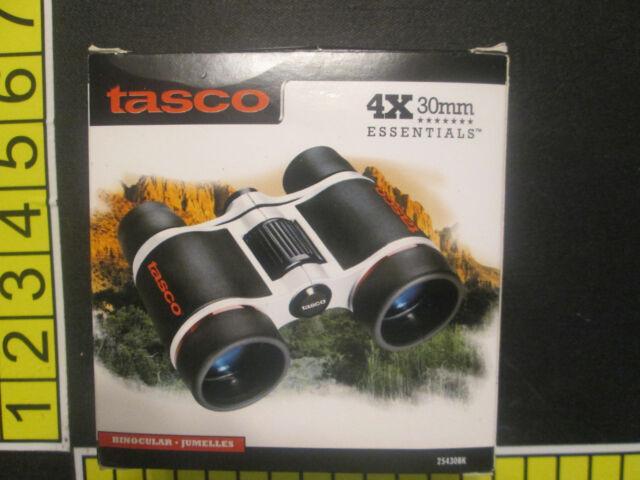 Tasco Essentials 4x30 Binoculars