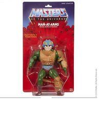 GIANT Man at Arms 2015 MOTU Classics Giants 12'' Vintage styled He-Man NEU OVP