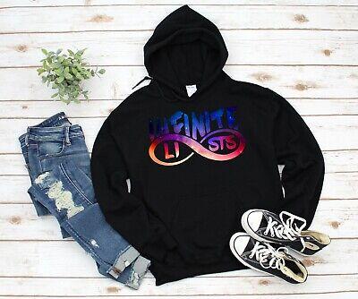 KIDS Infinite Lists Logo Hoodie Infinite Lists Sweatshirt Infinite Lists kids