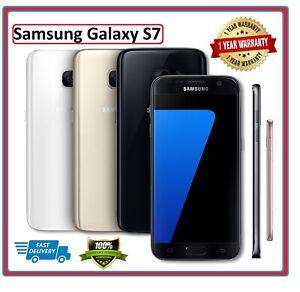 Samsung-Galaxy-S7-SM-G930-32GB-Unlocked-SIM-FREE-4G-Smartphone-Mobile-Phone