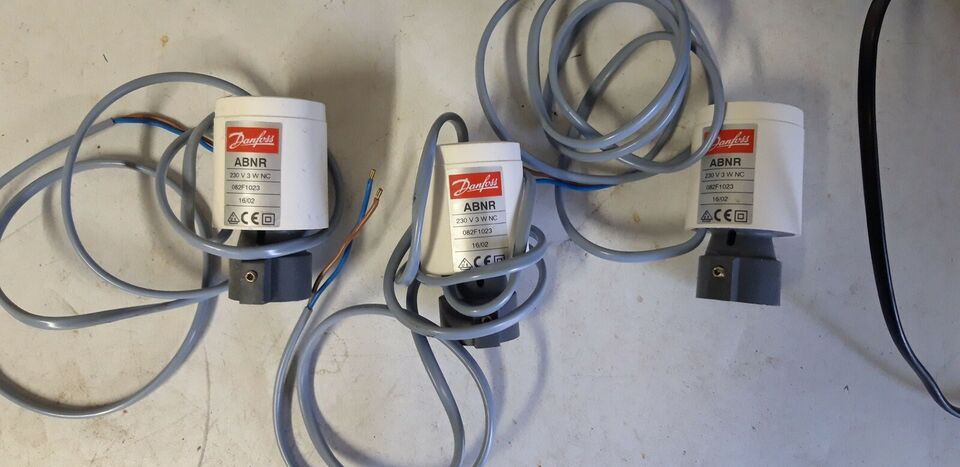 Trådløs styring til fjernvarme, Danfoss