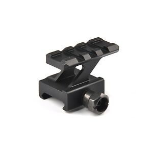 New-Scope-Riser-Mount-Bracket-Adapter-30mm-Flattop-20mm-Picatinny-Weaver-Rail