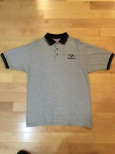 baltimore ravens men's polo shirt