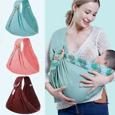 Baby Scarf Nursing Cover Cotton Multi-functional Summer Breathable Baby Carrier