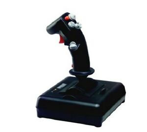 USB Fighter Stick Joystick Fighting Flying Control Pro Gaming 3...