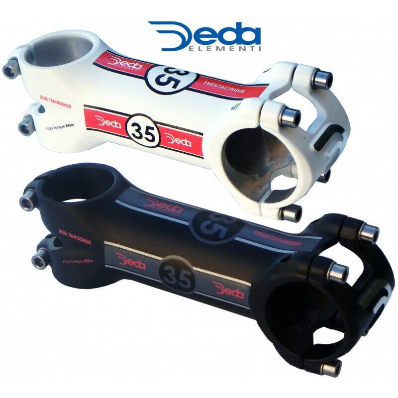 Potence DEDA 35 Trentacinque Aluminium 35mm - 90 100 110 120 130mm