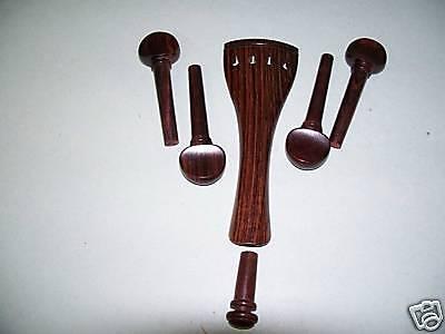 Old Violin Shop 4 4 Violin Parts Tailpiece Pegs Ep Vwws 799666100154 Ebay