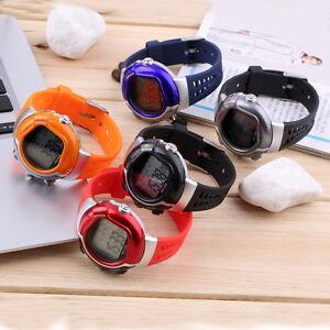 Pulse-Heart-Rate-Monitor-Calories-Counter-Fitness-Sport-Wrist-Watch-Waterproof-D