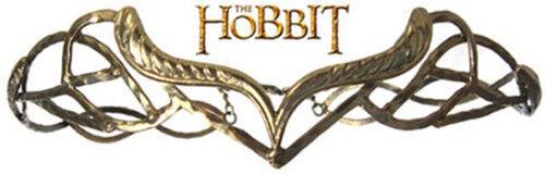 LOTR Elven The Hobbit unexpected trip tiara ELROND Crown Headdress Head Chain