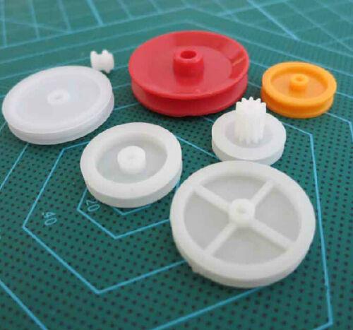 Plastique Ceinture De Roue entraîneuse de ROUE de mobiliers Poulie fixe Poulie accessoires 7 pcslot