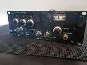 MKS TYPE 250B VACCUM PUMP PRESSURE FLOW CONTROLLER 250B-1-D