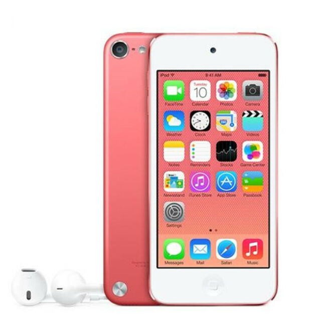 Apple iPod touch 5th Generation Pink (64GB) Very Good Condition