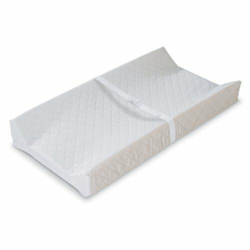 Baby Changing Table Infant Contoured Pad Diaper Baby Toddler Child Kid Bed Safe