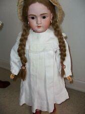 Antikes Französisches Puppen Kinderkleid