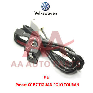 Volkswagen-Polo-6R-2010-to-2015-Aux-Port