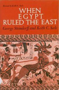 Ancient Egypt Ruled the Middle East Ramesses Akhenaten Amarna Hyksos Religion