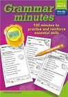 Grammar Minutes Book 3: Book 3 by RIC Publications (Paperback, 2011)