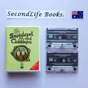 Details about SNUGGLEPOT & CUDDLEPIE Spoken Word Cassettes ~ May Gibbs  (1991)  ABC Audio