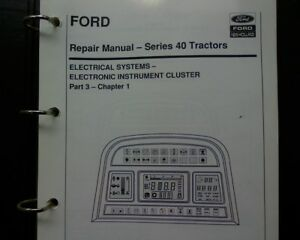 image is loading ford-5640-6640-7740-7840-8240-8340-tractor-