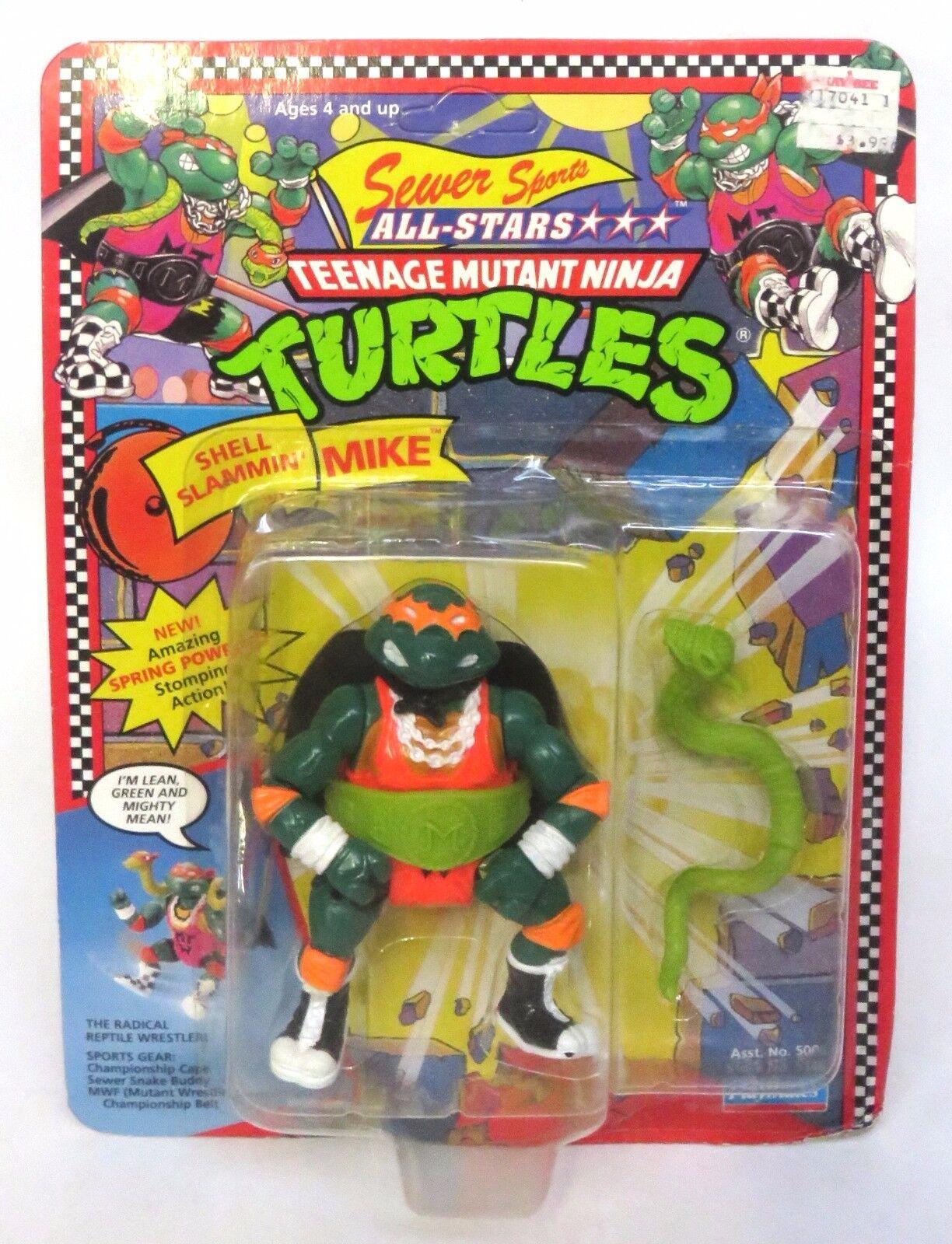 Teenage MUTANT NINJA TURTLES TMNT-Sewer SPORT ALL STARS-Shell librandomi  Mike