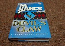 J. A. JANCE hardcover, SERIES: JOANN BRADY MYSTERY, OUTLAW MOUNT, 1st avon print