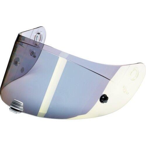 HJC hj20p visera azul de espejo Apto sobre RPHA 10 Plus y RPHA 10 Protección uv