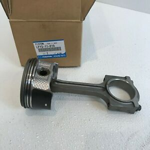 New Standard Size Engine Piston Connecting Rod For 2004-2005 Mazda 3 LFY211010